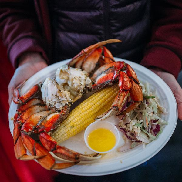 Dungeness Crab and Seafood Festival in Port Angeles, WA