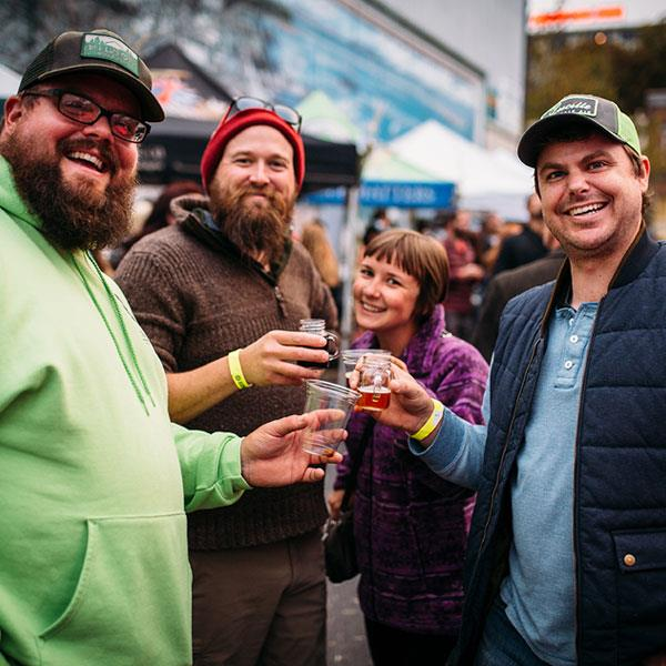 Arts and Draughts Beer and Wine Festival in Port Angeles