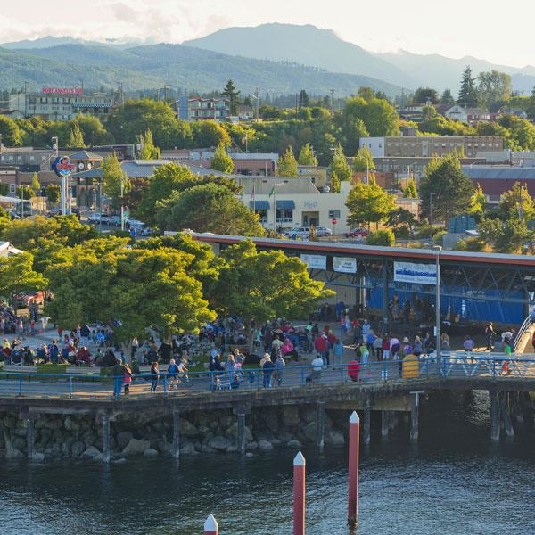 Concerts on the Pier in Port Angeles