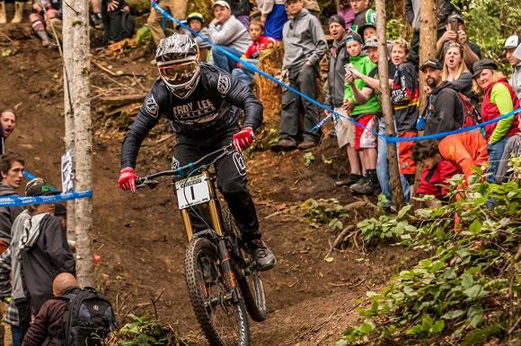 Downhill Mountain Bike Race - NW Cup