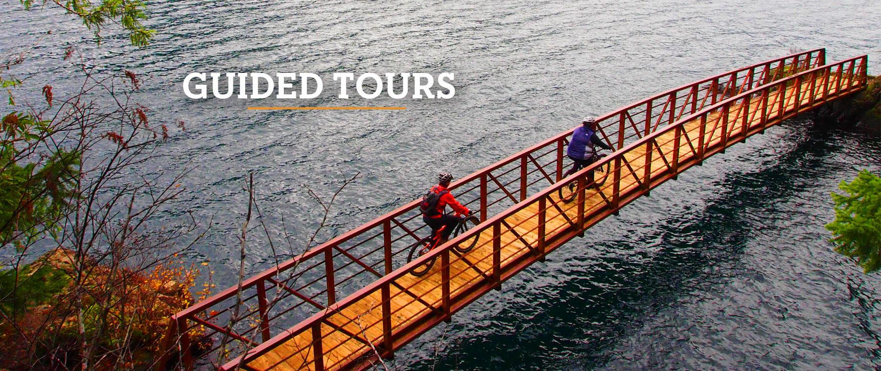 Guided Tours in Port Angeles