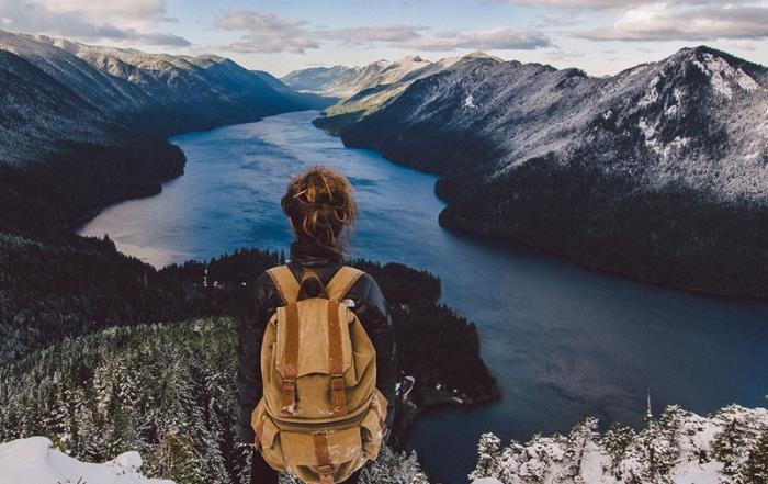 Hike Mount Storm King in Port Angeles for Deep Blue Views of Lake Crescent from Above
