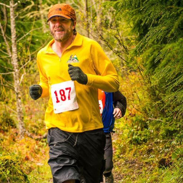 OAT Run - Olympic Adventure Trail marathon and half marathon in Port Angeles, WA