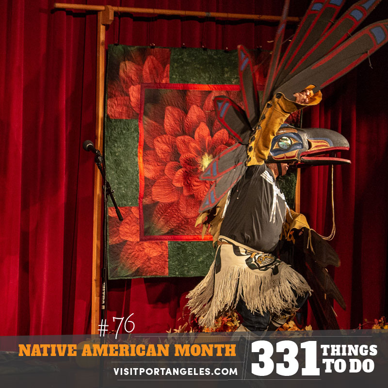 Native American Heritage Attractions and Events in Port Angeles, WA