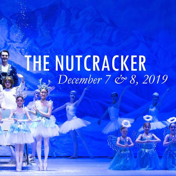 Nutcracker Ballet Performance by Ballet Workshop