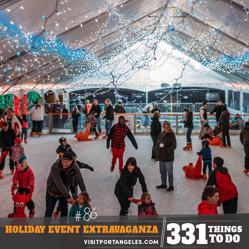 Top Holiday Events on the Olympic Peninsula