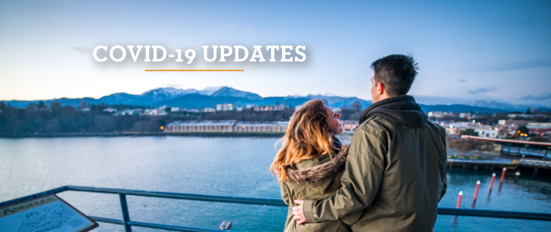 COVID-19 Virus Update from Visit Port Angeles - Resources & Business Information